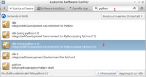 Python & LUBUNTU | EMCU