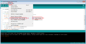 How to use STM32 in the ARDUINO IDE | EMCU