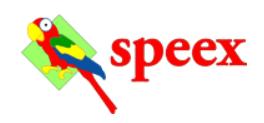 SPEEX is a free audio codec | EMCU