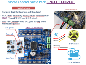 How to use the Motor Control Workbench and P-NUCLEO-IHM002