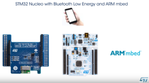 Getting Started with ST Bluetooth Low Energy (BLE), NUCLEO