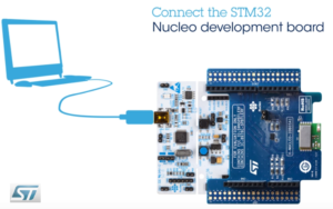 Getting Started with ST Bluetooth Low Energy (BLE), NUCLEO and ARM