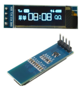 How to use SSD1306 I2C OLED display and NUCLEO-L053R8 board