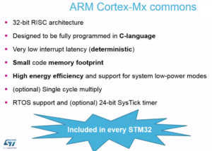 Why use CORTEX M family instead of 8 and 16 bit MCU | EMCU